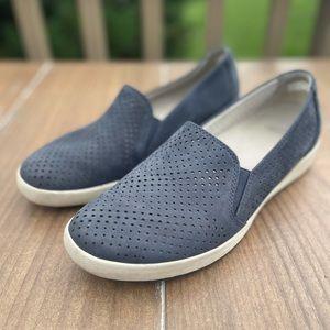 Dansko Women's Odina Milled Nubuck Slip-On Loafer